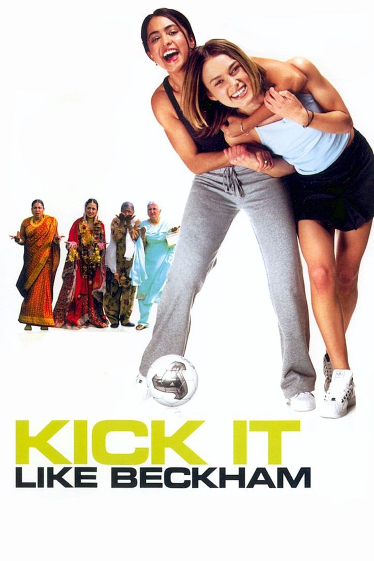 Kick it like Beckham (2002) - Filme Kostenlos Online Anschauen - Kick it like Beckham Kostenlos Online Anschauen #KickItLikeBeckham -  Kick it like Beckham Kostenlos Online Anschauen - 2002 - HD Full Film - Die 18-jährige Jess Bhamra ebenso hübsche wie selbstbewusste Tochter indischer Einwanderer will englische Fußball-Nationalspielerin werden.
