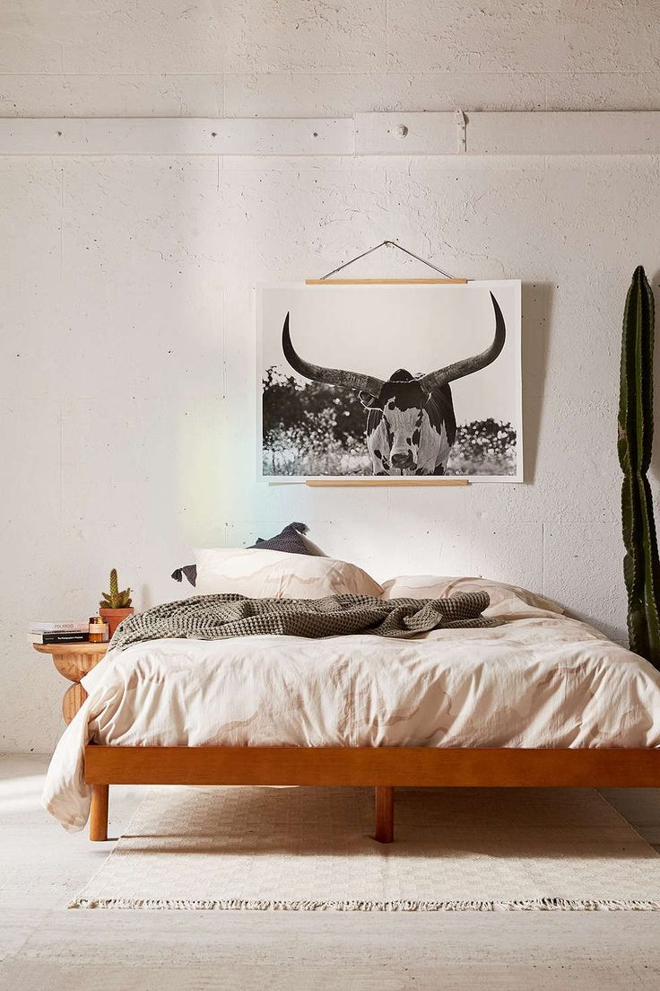 Rian Camo Duvet Cover - Urban Outfitters