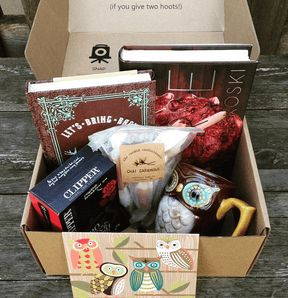 OwlCrate is a subscription service that sends you magical monthly boxes tailored to a chosen theme. Each OwlCrate will contain one new Young Adult novel, as well as 3-5 other bookish treats to help you get your nerd on.