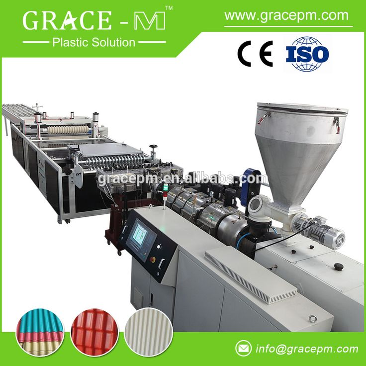 High quality concrete roof tile price production line