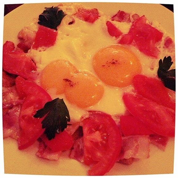 Still, my favorite breakfast crepe!!!!!!  - Креп или Галет на завтрак@Крепери Де Пари via www.dish.fm