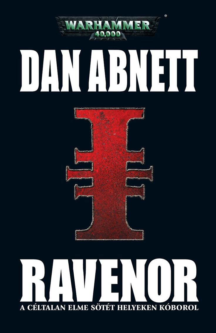 Dan Abnett  Ravenor (768x1182) · Book Covers