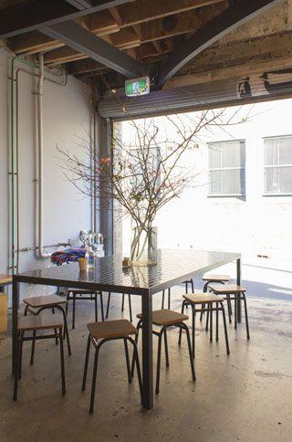 Reuben Hills in Surry Hills, Sydney.  Photography Ingrid Weir