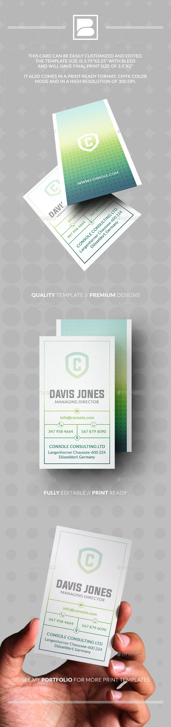 221 best business card design service images on pinterest holographic business card reheart Gallery