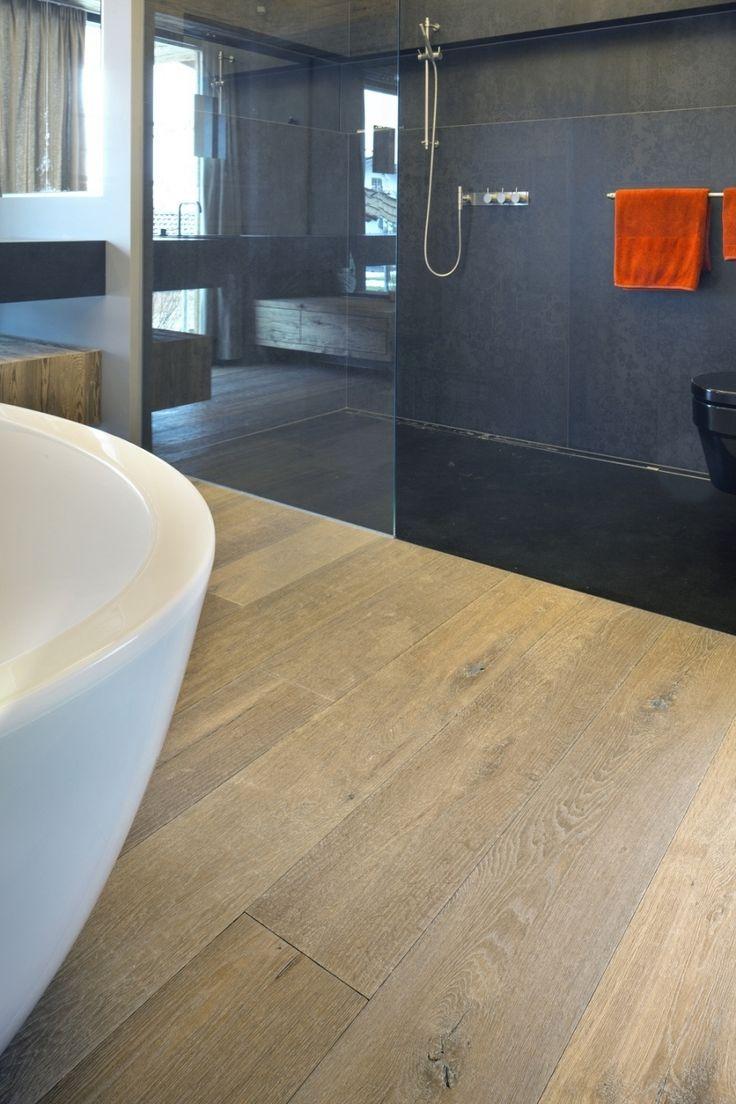 Hakwood Flooring - European Oak - Kitzbuhel, Austria