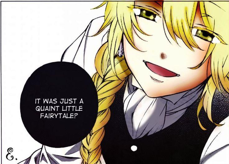 Manga: Pandora Hearts Jack