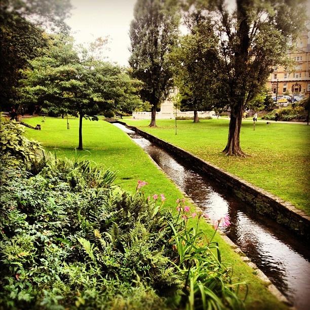 Bournemouth Gardens, Autumn