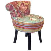 Found it at Wayfair.co.uk - Roses Fan Back Chair