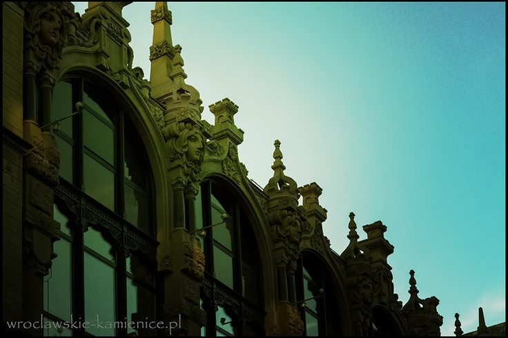 ul. Rzeźnicza  #Wroclaw #Breslau #Poland #architecture #tenement