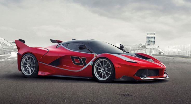 2015 Ferrari FXX-K