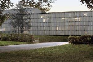 Directório ARCO.com: PAULA SANTOS,Extensão do Centro William Rappard,Projecto de 2008,Genebra,Suiça