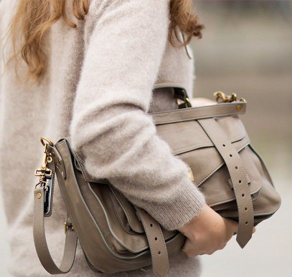 The 5 Bag Styles You'll Carry Forever via @WhoWhatWear Just happens to be one of my favorite !