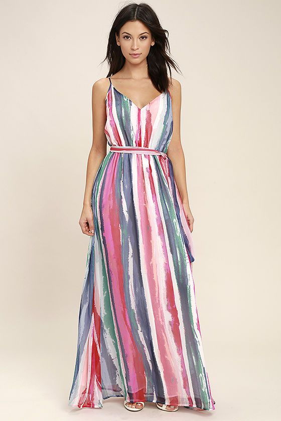 Jack By Bb Dakota Joyner White Print Maxi Dress Lulus Pinterest Dresses Best And Fashion