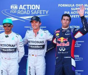 FÓRMULA 1 2014. Ver Gran Premio de Mónaco en DIRECTO en ANTENA 3 TV