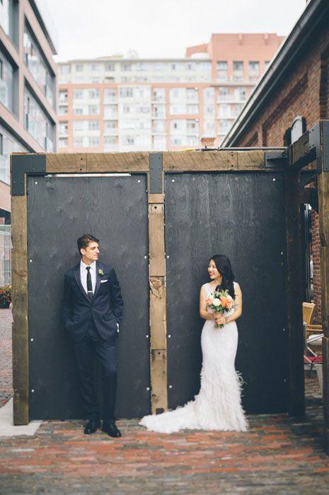 Wedding Photographers - Toronto Wedding Studios, 588 Eastern Ave, Toronto, ON, Canada, TEL(416)993-8995 | Distillery District Wedding | http://www.torontoweddingstudios.com