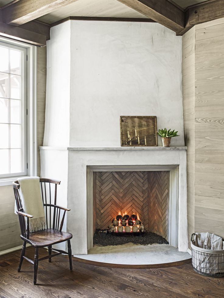 A collection of Country Livingu0027s favorite fireplace