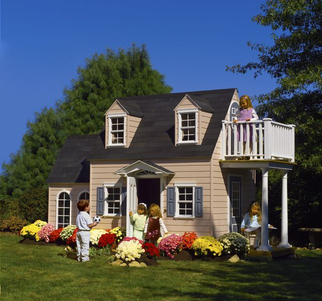 Tiny Victorian Homes for Kids - Lilliput Homes - House Beautiful