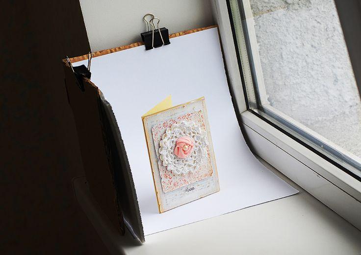 Привет! Хочу поделиться с вами приятной новостью и, надеюсь, полезной статьей! ))) Теперь я в команде блога Открытки - Card Making , и специ...