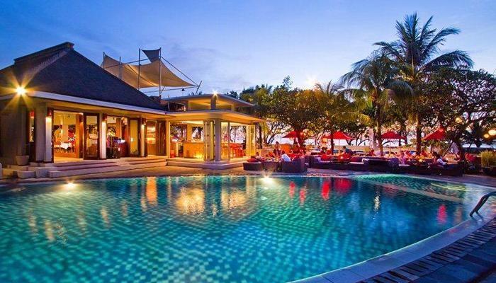 Kuta Seaview Boutique Resort and Spa in Bali, Indonesia