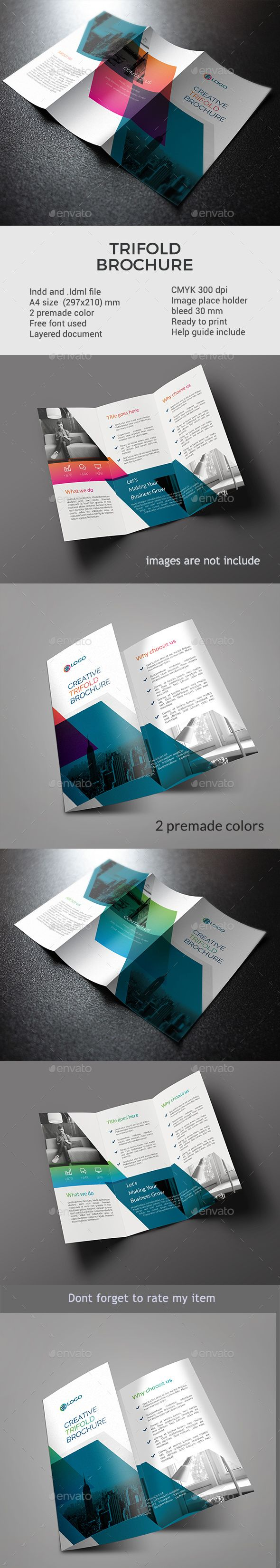 115 best trifold brochure templates designs images on pinterest trifold brochure magicingreecefo Image collections