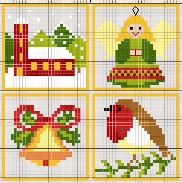 Christmas patterns - gazette94