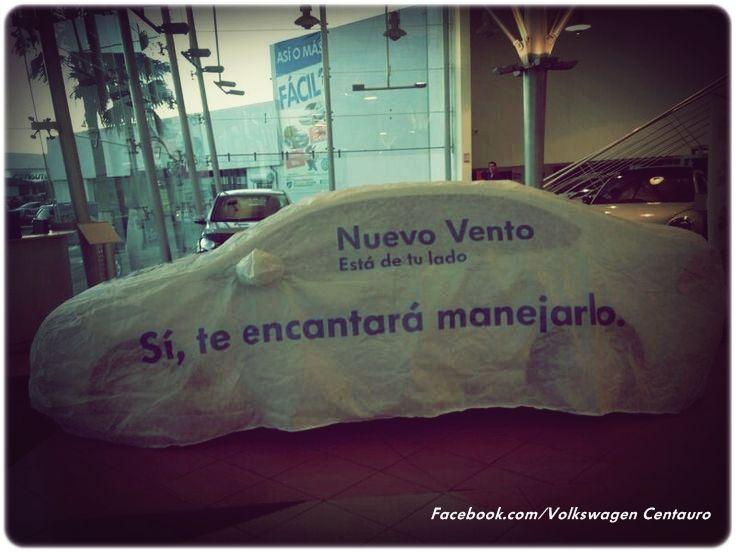 Nuevo Vento ,  Chihuahua, México  Centauro Automotriz Volkswagen