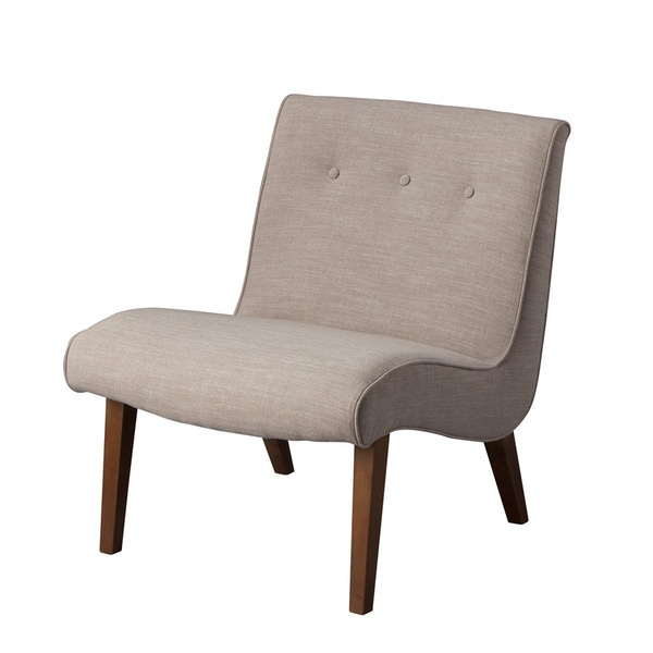 Fifi Occasional Chair with Buttons from Style in Form x 2