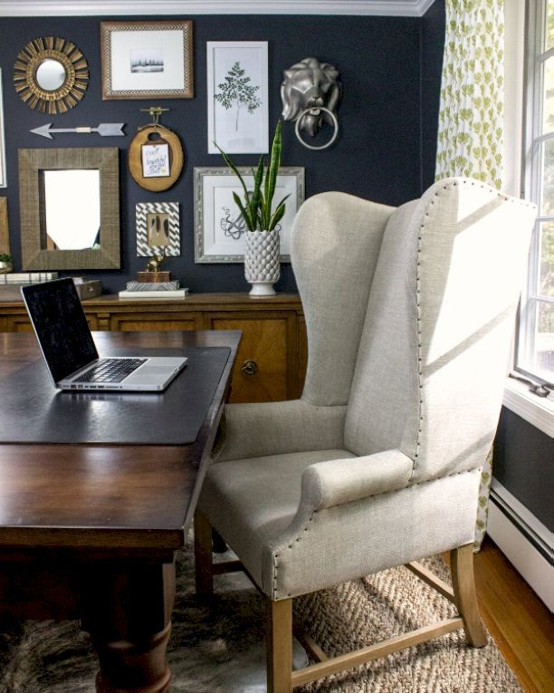 The 18 Best Home Office Design Ideas With Photos: Best 25+ Cozy Home Office Ideas On Pinterest