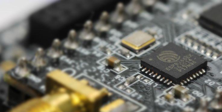 [Из песочницы] Promiscous mode в микроконтроллере ESP-8266