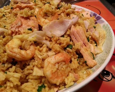 Slimming World Delights: Seafood Kedgree