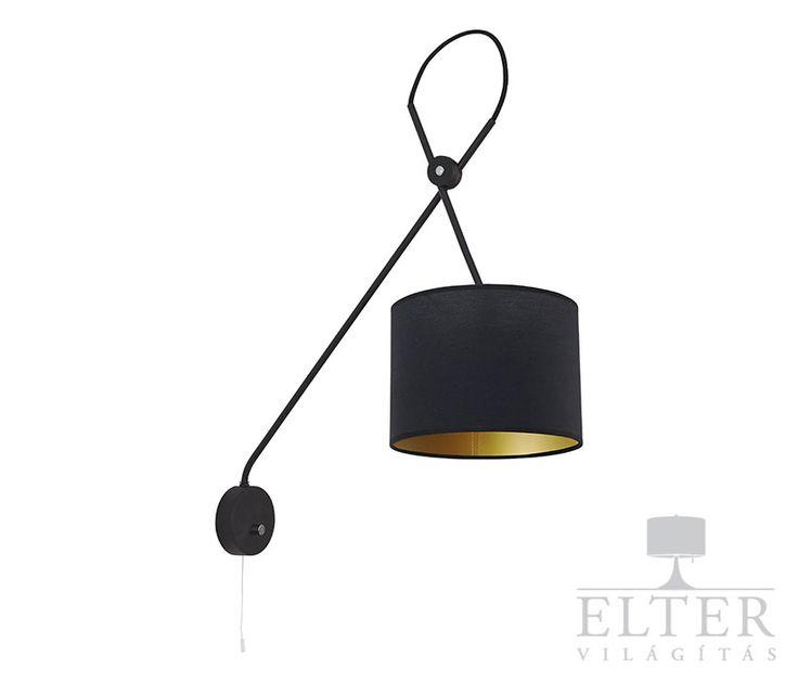 Lámpatípusok - Beltéri világítás - Fali lámpa - Nowodvorski Viper falikar