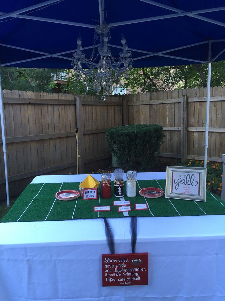 192 Best Tailgate Images On Pinterest Parties Tailgating Ideas And Football