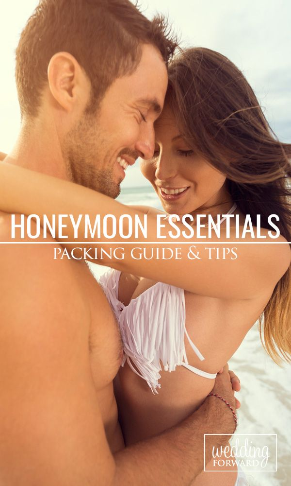 Honeymoon Essentials Packing Guide & Tips ❤ Wherever you're headed on your honeymoon, you should always remember to pack the essentials. Here are some honeymoon essentials you should be sure not to forget. See more: http://www.weddingforward.com/honeymoon-essentials-packing-guide/ #weddingplanning #brides