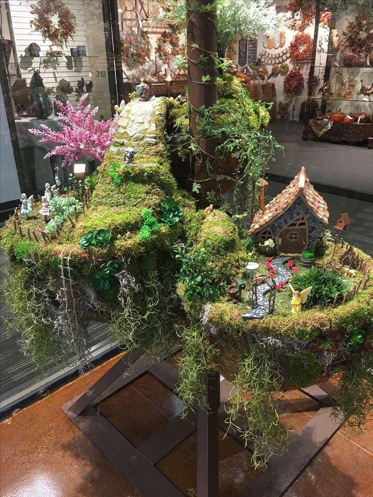 Wonderful Dallas Market Jan 2017 Georgetown Fairy Garden