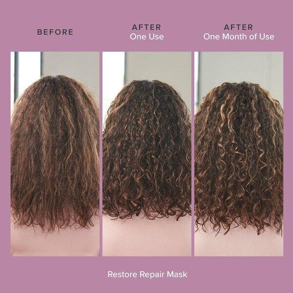 Restore Repair Hair Mask Living Proof Sephora In 2020 Hair Repair Hair Repair Mask Healthy Curly Hair