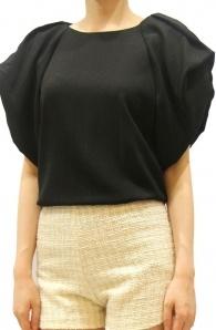 Puffy Sleeves Trend In Black     www.shopatnoona.com