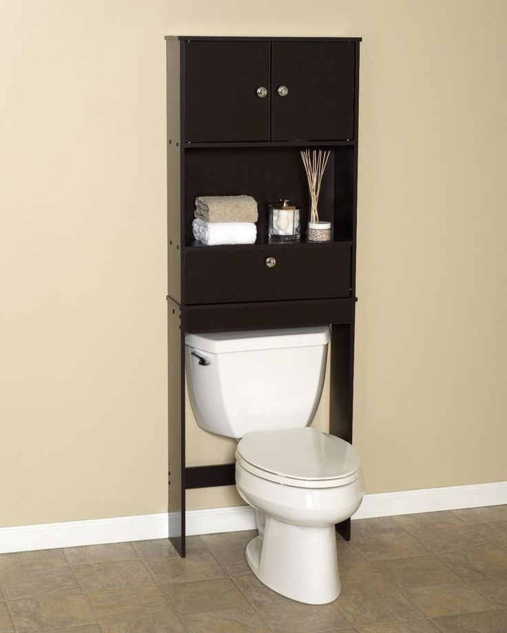 Details about Zenna Home OvertheToilet Bathroom Space