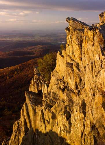 Blueridge parkway - 469 miles of scenic beauty, parkway weaves through parts of Virginia, North Carolina to the Smokies in Tennessee. Explore the beauty of nature without stepping out of the car. If you are not lazy - go for camping, hiking & biking end etc.