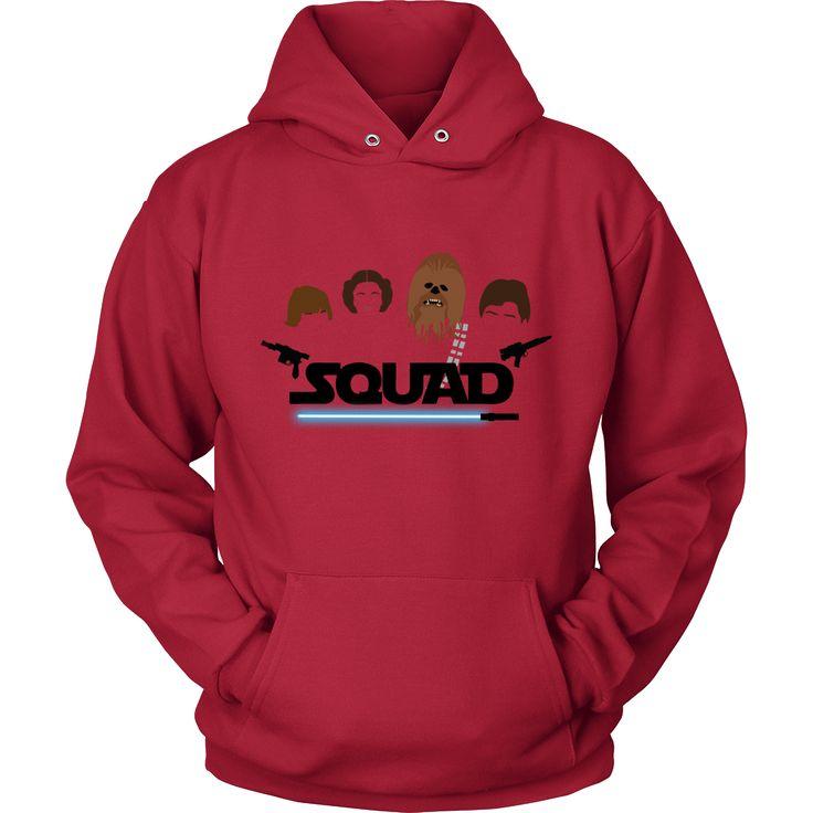 Jedi Squad - Hoodie