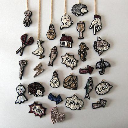 moko kobayashi -- embroidery