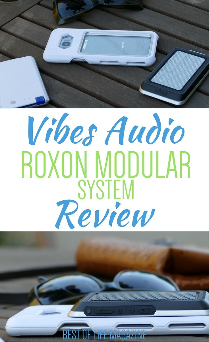 The Vibes Audio modular Bluetooth speaker system will turn an ordinary smartphone into a small, portable speaker complete with high-quality sound and bass. Vibes Audio | Vibrox | Baserox | Voltrox | Tech | Best Smartphone Accessories | Smartphone Accessories | Best Portable Speaker | Modular Speaker | Modular Tech | What is Modular Tech via @AmyBarseghian