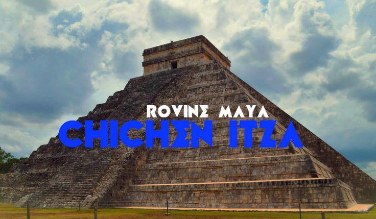 Le rovine Maya di Chichen Itza e la città di Valladolid