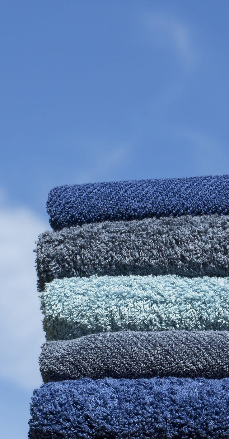 Abyss Super Pile Bath Towel