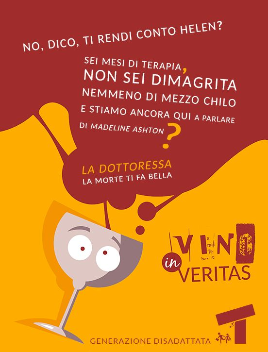Di osservazioni spietate sulla #dieta e altri demoni.  #citazioni #film #citazionifilm #sarcasmo #ironia #cinismo
