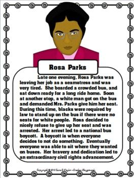 Rosa parks leadership essay