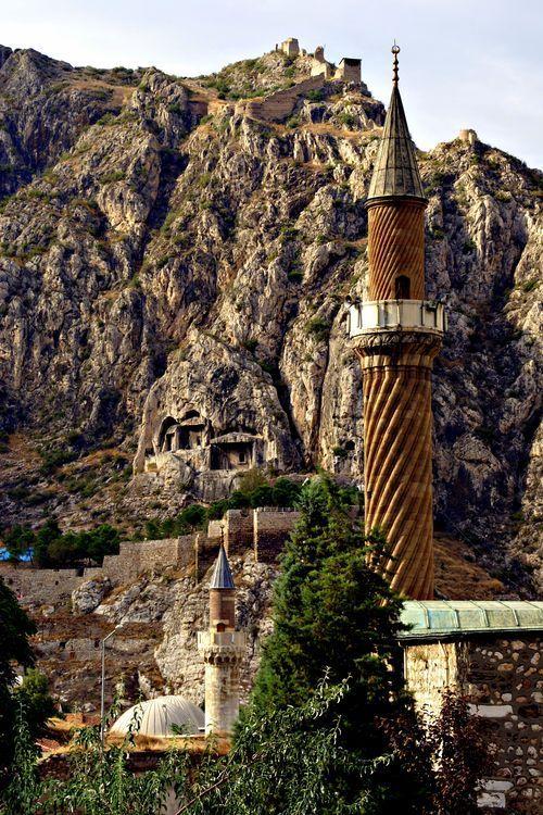 city  #amasya #architect #history #turkey // Photograph by Abdulhalim Durma