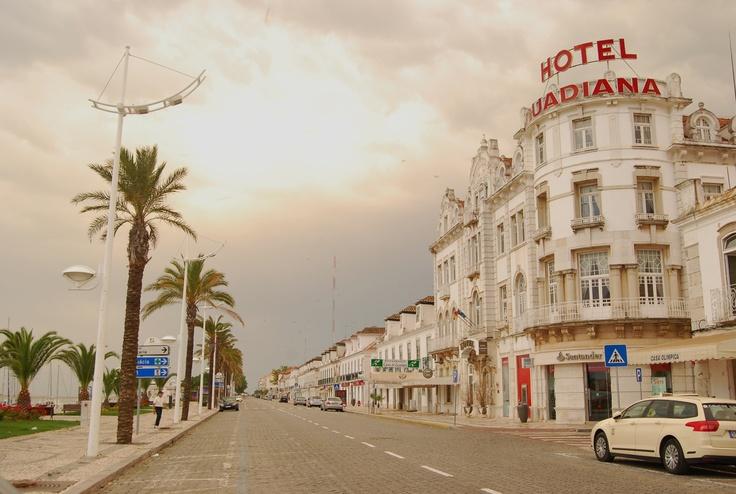 Avenida, Vila Real Santo Antonio, Algarve