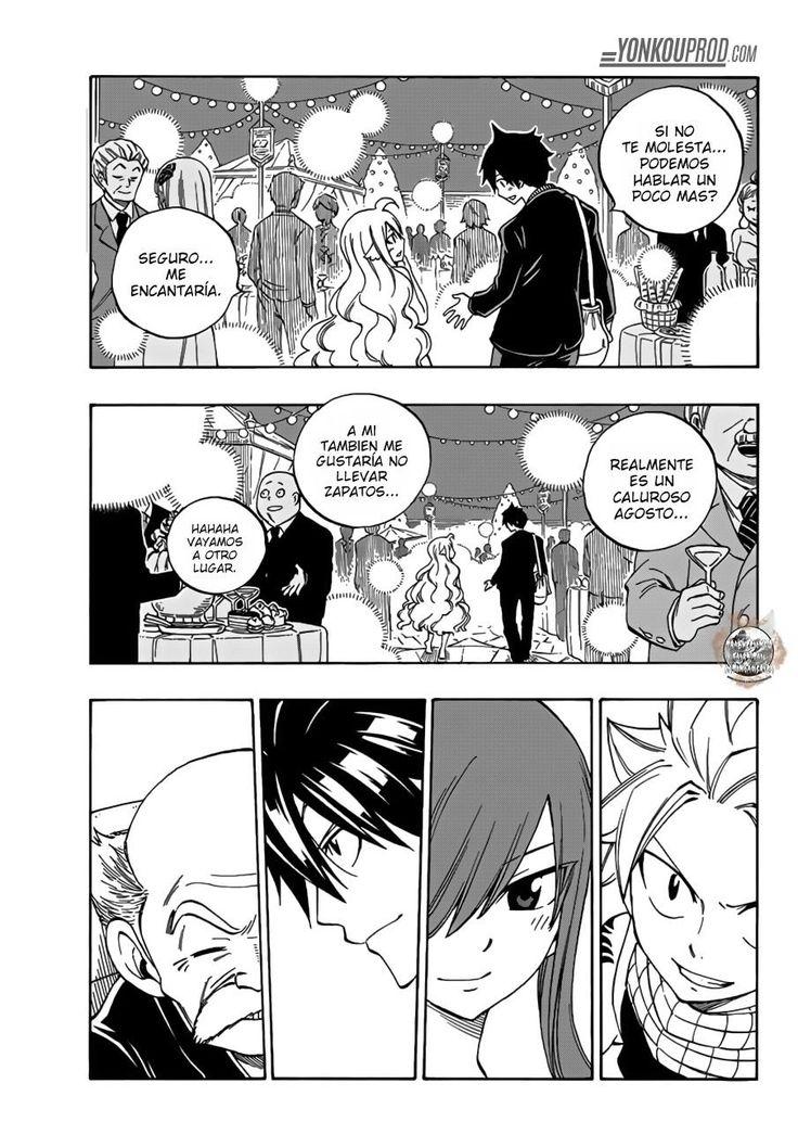 Fairy Tail Capítulo 545 página 28 - Leer Manga en Español gratis en NineManga.com