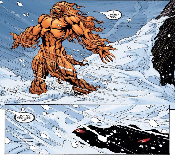 SABRETOOTH Open Season #4 Abominable Sasquatch Walter Langkowski ALPHA FLIGHT Wendigo U.S. Coast Guard Dupree Island Canada Marvel Comics