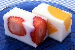 milk agar jelly